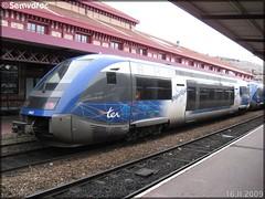 Alstom X 73500 – SNCF (Société Nationale des Chemins de fer Français) / Rhône-Alpes n°73623