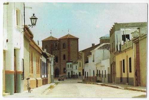 Herencia (Ciudad Real) :calle del Cristo de la Misericordia