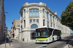 Iveco Bus Crossway LE n°273  -  Valence, CITEA