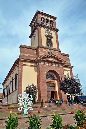 Pfarrkirche St. Michel in Soufflenheim