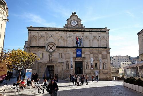 Palazzo Lanfranchi. Matera. Italia. IMG_2706