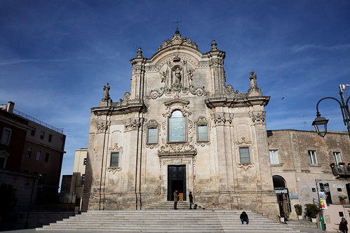 Church of Saint Francis of Assisi. Matera. Italia. IMG_2710