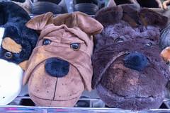 Kuschelige Tierfiguren Hausschuhe