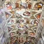 Sistine Chapel, Vatican City (4) - https://www.flickr.com/people/43714545@N06/