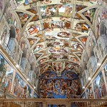 Sistine Chapel, Vatican City (2) - https://www.flickr.com/people/43714545@N06/