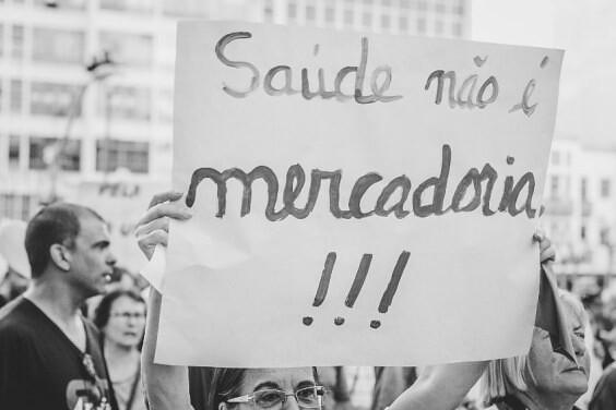 Sistema Único de Saúde se tornou uma referência internacional - Créditos: Foto: Gabriella Zanardi
