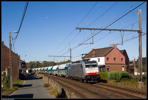 LINΞΛS 186 448 @ Pont-à-Celles