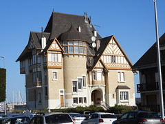 DEAUVILLE - Photo of Coudray-Rabut