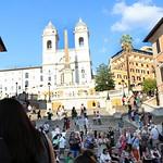Piazza di Spagna - https://www.flickr.com/people/78644973@N05/