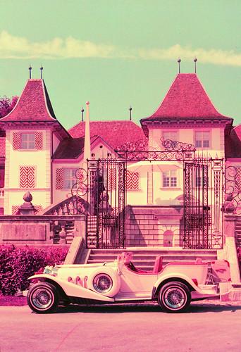 Waldegg Castle