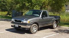 1999 Mazda B2500 SE Pick-Up