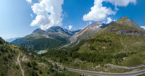 Schweiz, Graubünden, Poschiavo