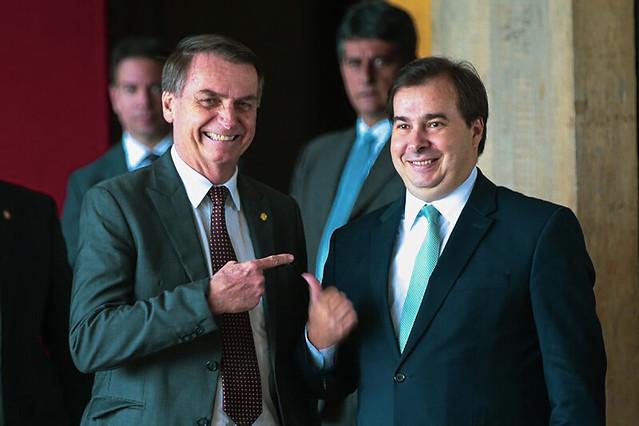 Privatização da Eletrobras teve início no governo Temer e segue na gestão Bolsonaro, com articulação de Paulo Guedes e Rodrigo Maia - Créditos: Foto: Antonio Cruz / Agência Brasil