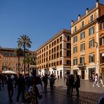 Piazza di Spagna - https://www.flickr.com/people/53407766@N00/