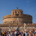 Castel Sant'Angelo - https://www.flickr.com/people/53407766@N00/