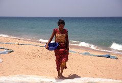 Birth of a fisherwoman