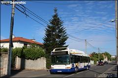 Heuliez Bus GX 317 GNV – Tisséo n°0318
