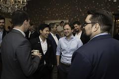 Entrepreneurship Breakfast with Ambassador Traina
