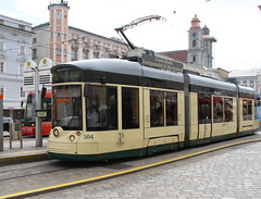 Linz Tram 4