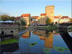 Görlitz(Germany 2019 - Blick auf Zgorzelec