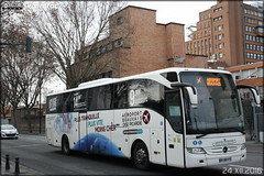 Mercedes-Benz Tourismo – Transport Paris Beauvais (Transdev) n°715 - Photo of Clichy