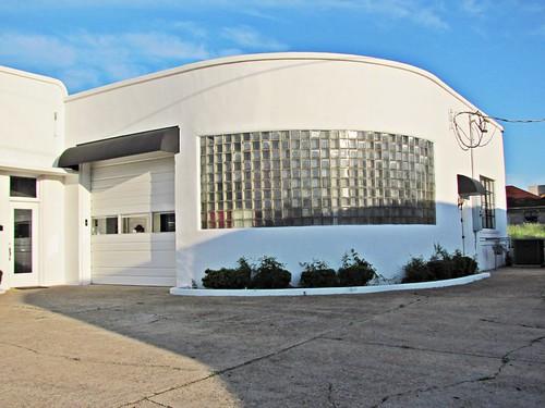 Studebaker Showroom, Mena, Arkansas 5