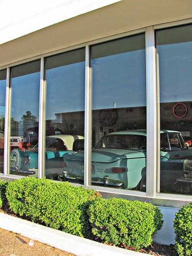Studebaker Showroom, Mena, Arkansas 3