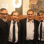 Sessão solene em homenagem a Ivam Cabral e Teatro Satyros
