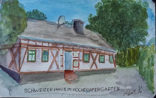 20190823 Hochdorfer Garten Schweizer Haus