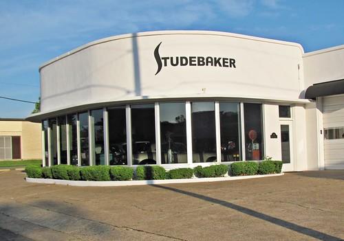Studebaker Showroom, Mena, Arkansas 2