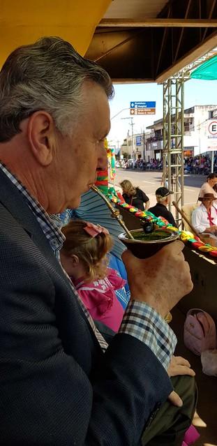20/09/2019 Desfile Cívico Farroupilha São Borja