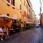Trastevere Street - https://www.flickr.com/people/95282411@N00/