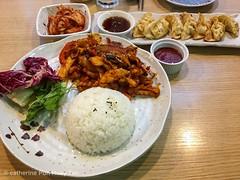 Korean cuisine, Birmingham City