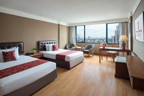 ツイン タワーズ ホテル バンコク