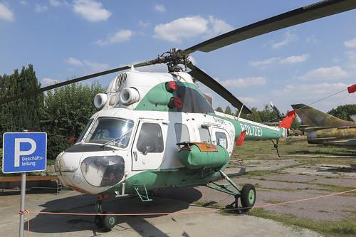 Hubschrauber Mi 2