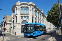 Heuliez Bus GX 337 Linium n°111  -  Valence, CITEA