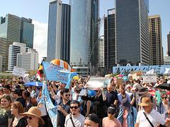 School Strike 4 Climate Brisbane 037
