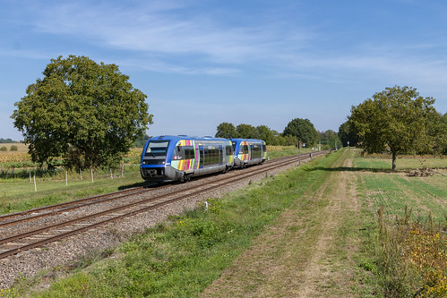 Munchhausen, 15 september 2019 | SNCF 909 + 907