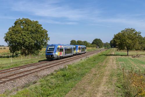 Munchhausen, 15 september 2019 | SNCF 909 + 907