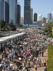 School Strike 4 Climate Brisbane 003