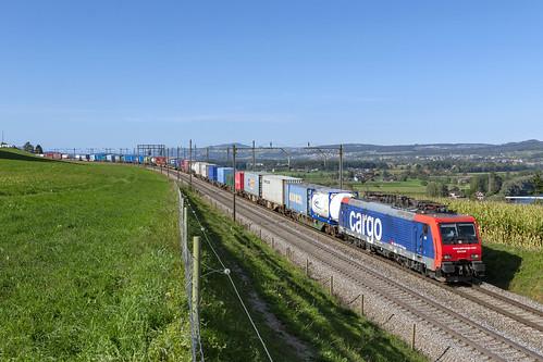 Mühlau, 19 september 2019   SBB Cargo 474 016