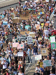 School Strike 4 Climate Brisbane 007