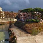 Tiber Island - https://www.flickr.com/people/44876402@N02/