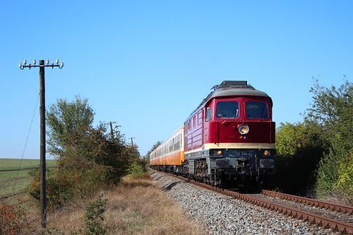 132 334 SDZ Städteexpress   Weißensee - Sömmerda - Auerstedt