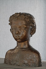 Jean-Paul Belmondo, enfant (musée Paul Belmondo, Boulogne-Billancourt)