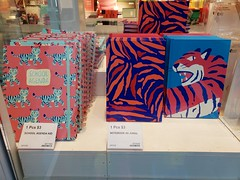 Tiger Notebooks At Flying Tiger