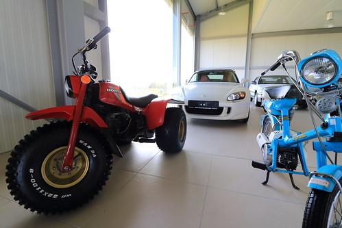 Honda 125M  ATC