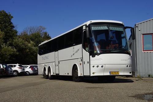 Bova Fhd 14.430 Texel Tours met kenteken BR-PR-19 in Oudeschild Texel 21-09-2019