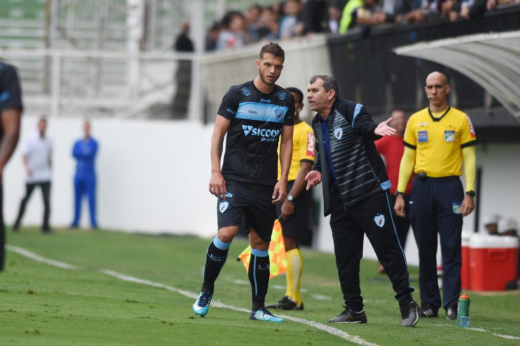 Bragantino-SP x Londrina