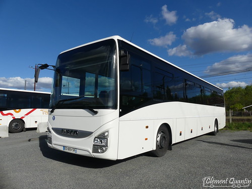 IVECO BUS Crossway Pop - 4469 - CFTI Transports David